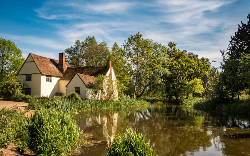 Bed & Breakfast, B&B Constable Country in Ipswich and Suffolk